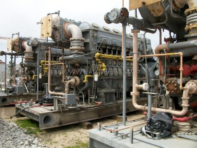 1 5mw Natural Gas Generator Set