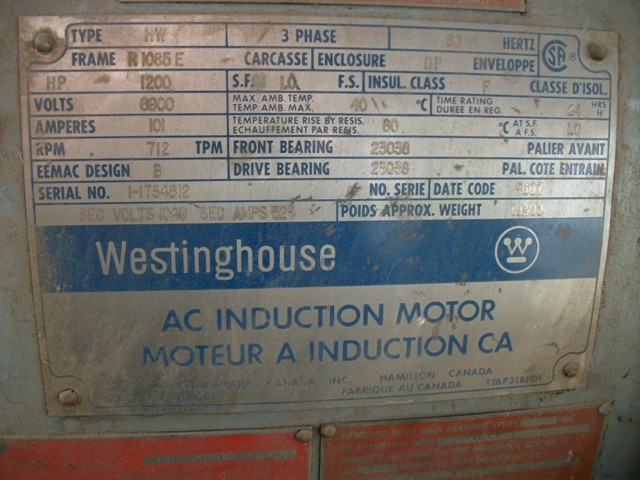 Westinghouse Life Line Generators  Phase Natural Gas